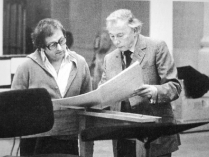 With Andre Previn
