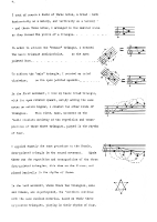 Triangles, Panufnik's comment